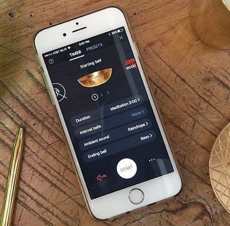 Meditation Timer App