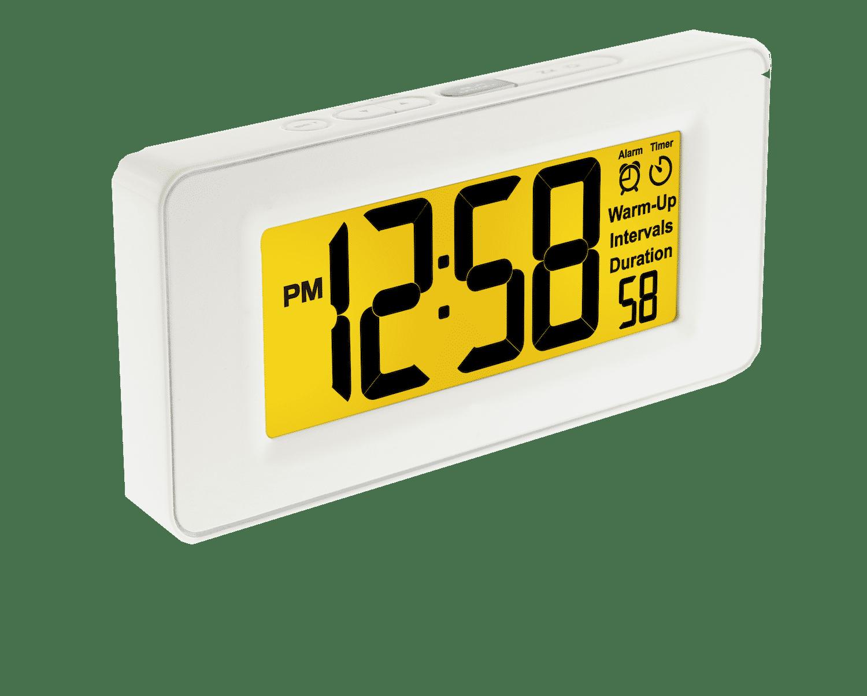 Meditation timer and alarm clock